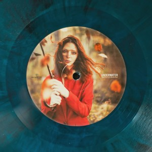 Impish & Vasilisa – Underwater LP (Coloured Vinyl Incl. full CD album)