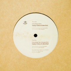 Sunny Crimea & Identified — Everything Fades (Vinyl)