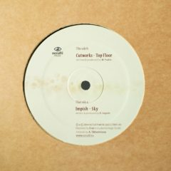 Sky / Top Floor 12″ by Impish / Cutworx – Occulti Five Sampler 1 (Vinyl)