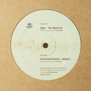 Jumpets / The Maturity 12″ by Electrosoul System / Agbo — Occulti 5 Sampler 2 (Vinyl)