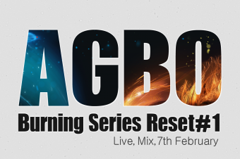 Agbo — Burning Series Reset #1 (Live, 7th February, 2015)
