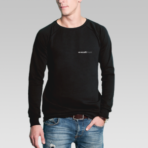 Occulti Music Sweatshirt Black (Male)
