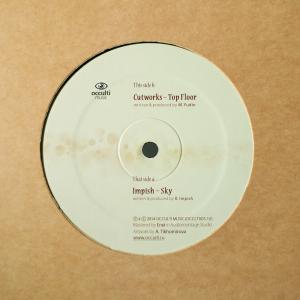 Sky / Top Floor 12″ by Impish / Cutworx – Occulti Five Sampler 1 (Vinyl)