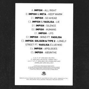 Impish – Silence LP (Vinyl)