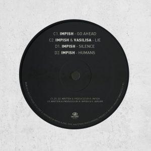 Impish – Silence LP Sampler 2 (Vinyl)