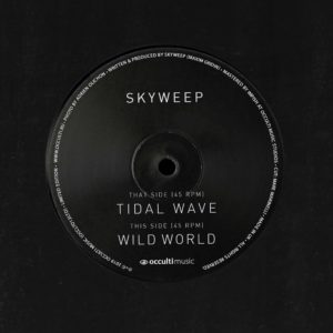 Skyweep — Tidal Wave / Wild World (Vinyl)